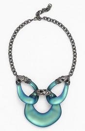 Bittar Imperial Noir Necklace