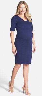 Eva Alexander London Ponte Knit Maternity 2
