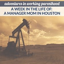 An IT manager mom in Houston with two kids shares a week in her life.
