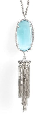 Kendra Scott Rayne Tassel Necklace