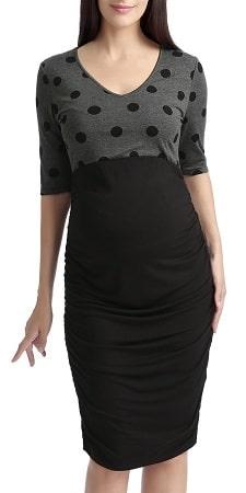 kimi-kai-maternity-dress