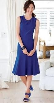 Pendleton Travel Tricotine All-Day Dress | CorporetteMoms