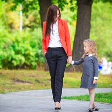 Professional Summertime Fashion for Moms