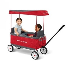Radio Flyer Kids' Ultimate EZ Fold Wagon | CorporetteMoms
