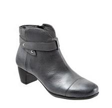 SoftWalk 'Ivanhoe' Leather Bootie   CorporetteMoms