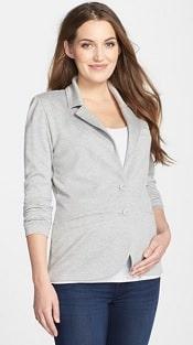 Tart Essential Maternity Blazer | CorporetteMoms