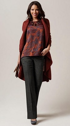 The Limited Long Open Front Cardigan   Corporette