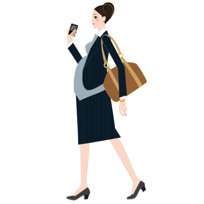 The Maternity Work Wardrobe Checklist