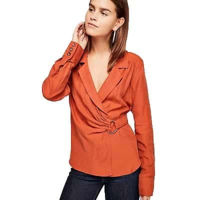 Washable Workwear Wednesday: Cypress Ave Top