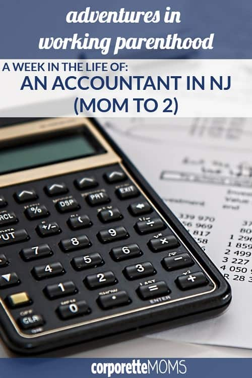 Meet Laurie, a working mom to 2 and an accountant in NJ -- she shares her work-life balance with us, as well as how it feels to be a breadwinning mom, and how she negotiated a lot of work from home time at her job.