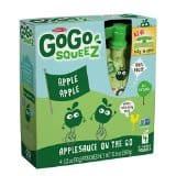 applesauce pouches
