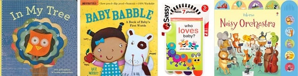 baby books for your registry