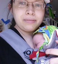 babywearing pictures