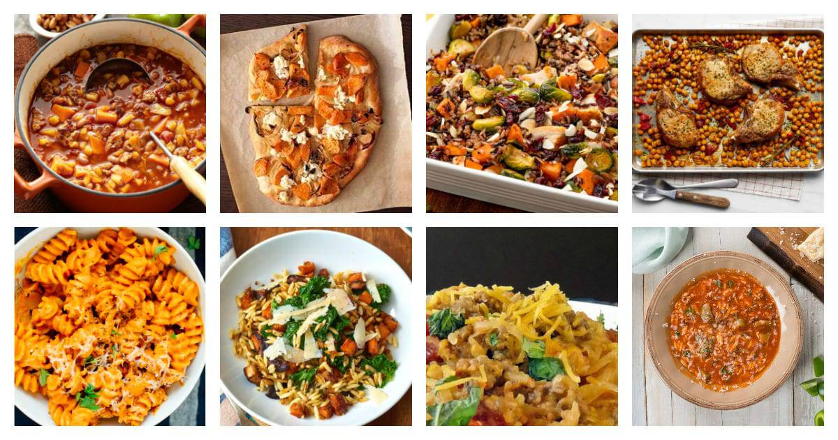 Back-to-School Fall Favorite Recipes (Open Thread)