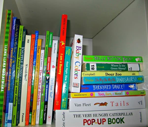 best kids' books for 14 month old boy