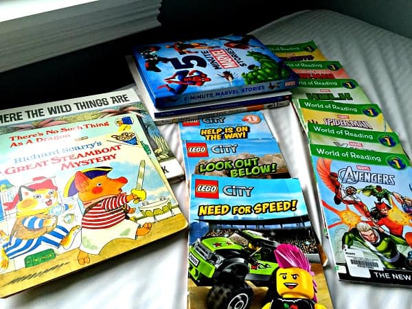 best kids' books for 4 year old boy