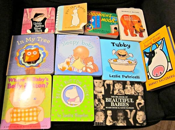 best kids' books for 9 month old boy
