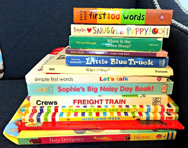 best kids' books for a 21 month old boy