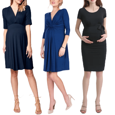 Must-Have Maternity Dresses for the Office