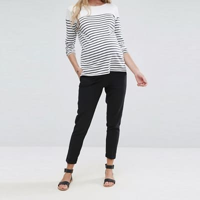 best maternity pants for the office - ASOS