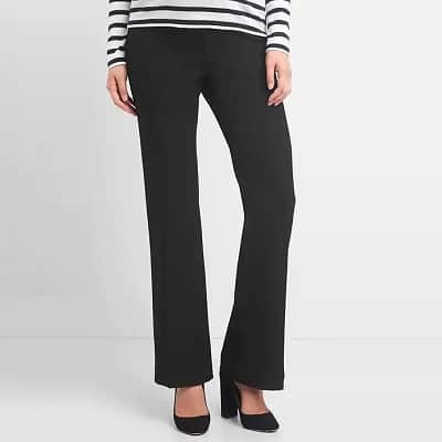 best maternity pants for the office - Gap
