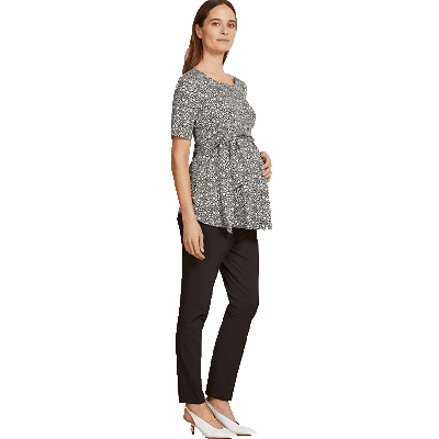 best maternity pants for the office - Isabella Oliver