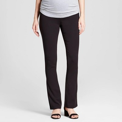 best maternity pants for the office - Target