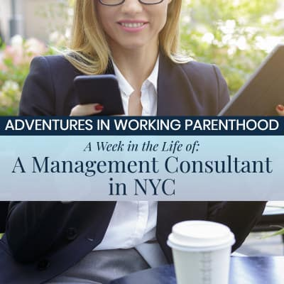 Big 4 Work-Life Balance: A Week in the Life of a Management Consultant in NYC