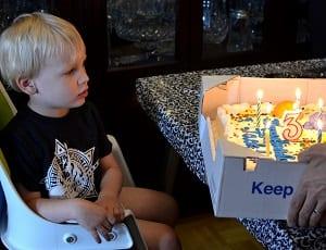 birthday experiences toys