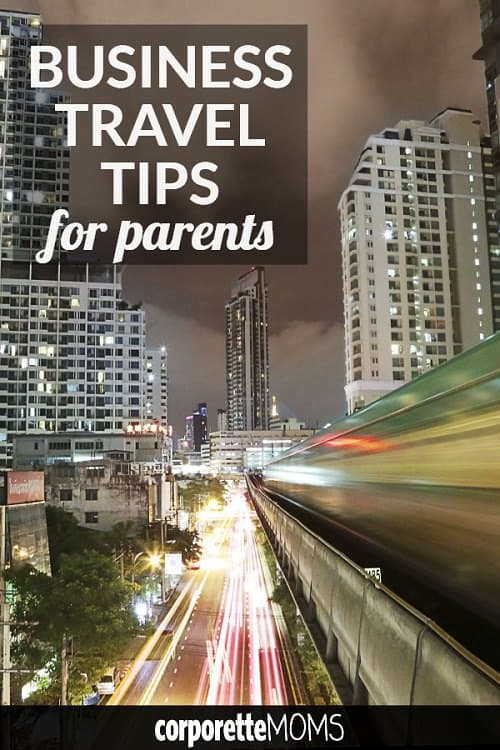 Working moms share tips for business travel when you've got kids, including whether some trips are just off limits (or should be) for working parents, like extremely long trips or business trips to dangerous areas -- as well as how to maintain family routine with one parent traveling for work.