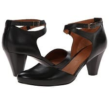 comfortable heels retro