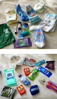 What's In Your Diaper Bag | CorporetteMoms