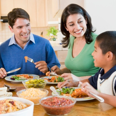 Do You Eat Dinner With Your Children?
