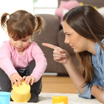 How to Have Fun With Your Kids When You're the Disciplinarian Parent