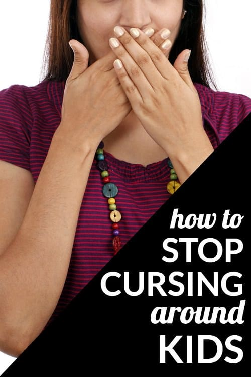 It happens to every working mom eventually: when your kiddo starts to speak, suddenly you worry to yourself, @#$@#$, now we've got to stop cursing around kids! Particularly for women who've worked in a male-dominated industry, swearing can be ingrained -- so we shared some of our best tips on how to stop cursing around kids.