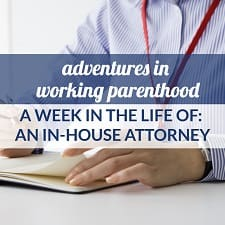 in-house lawyer work-life balance