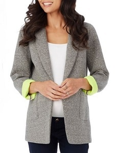 Knit Maternity Blazer: Rosie Pope 'City' Maternity Blazer