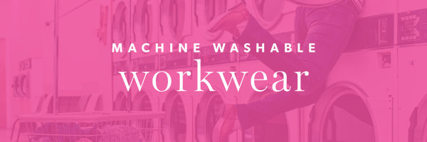 Machine-Washable Workwear