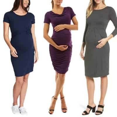 345272dd3 The Best Maternity Dresses for Work - CorporetteMoms