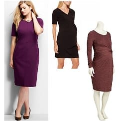 plus size maternity clothes for work
