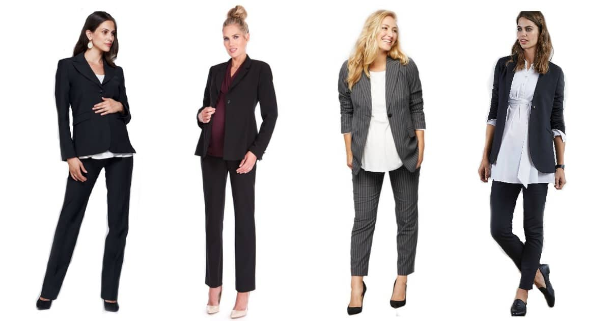 The Best Maternity Suits