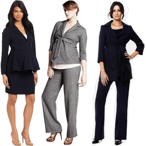 maternity suiting workwear