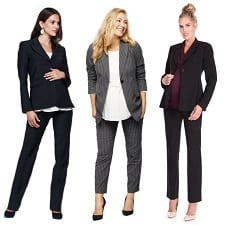maternity suits for professional women