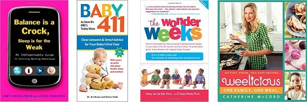 new mom books for working moms