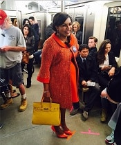 news roundup - The Mindy Project maternity wear