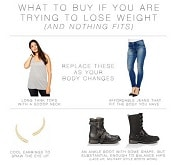 news roundup - buy clothes when losing weight