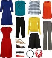 news roundup - capsule wardrobe