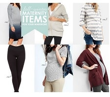 news roundup - maternity pieces