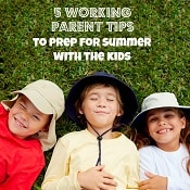 news roundup - summer with kids