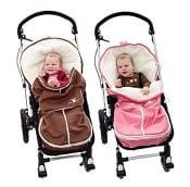 news roundup - warm in stroller